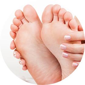 Красивые ножки с Педикюрные носочки SOSU (СОСУ)