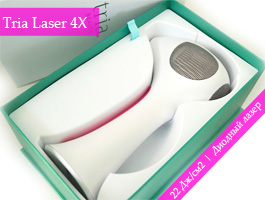 Лазерный эпилятор Tria Beauty Hair Removal Laser 4X