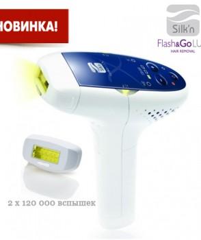 Фотоэпилятор Silk'n Flash&Go LUX XXL 245K